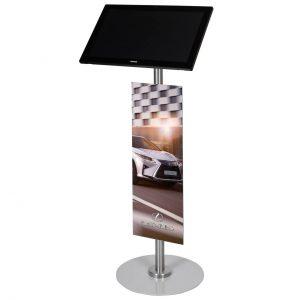 S-serie Tablet vloerstandaard ST22 Lexus - Digitale infozuil